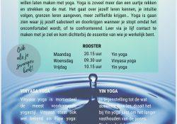 Gouda Goverwelle - Sport - Yogalessen