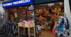 Gouda Goverwelle - Nieuws - Winkels - Besteman tweewielers