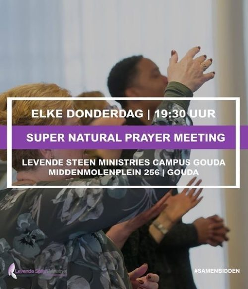 Gouda Goverwelle - Wijk - Donderdagavond Kerkdienst!