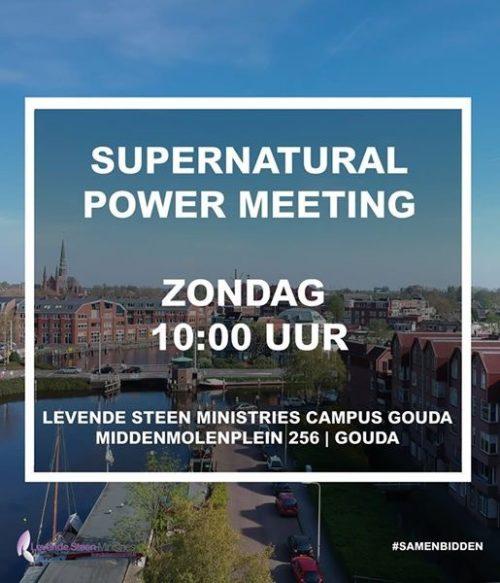 Gouda Goverwelle - Wijk - Zondagochtend Kerkdienst!