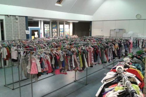 Gouda Goverwelle - Activiteiten - Kinderkledingbeurs Gouda (zomer)