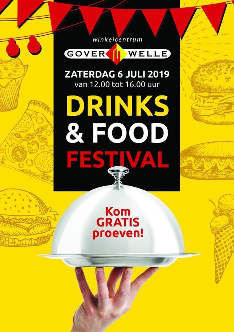 Gouda Goverwelle - Activiteiten - Wijk - Drinks & Food Festival