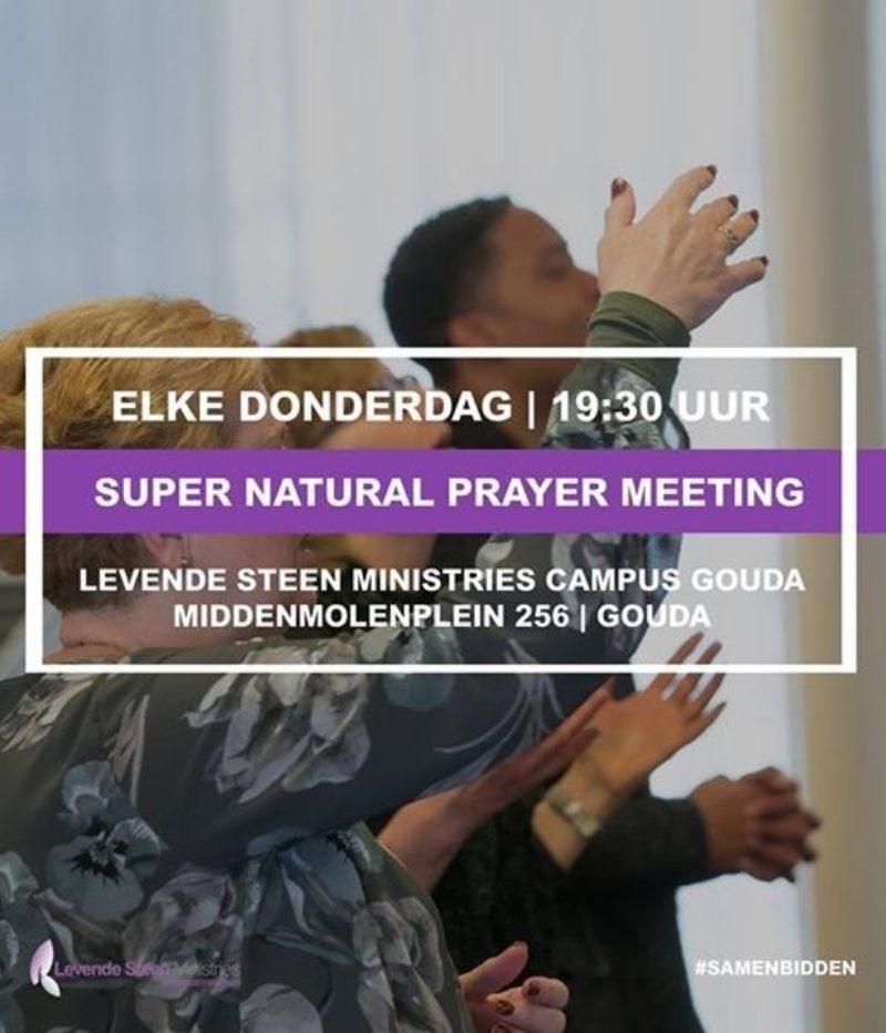 Gouda Goverwelle - Activiteiten - Wijk - Donderdagavond Kerkdienst!