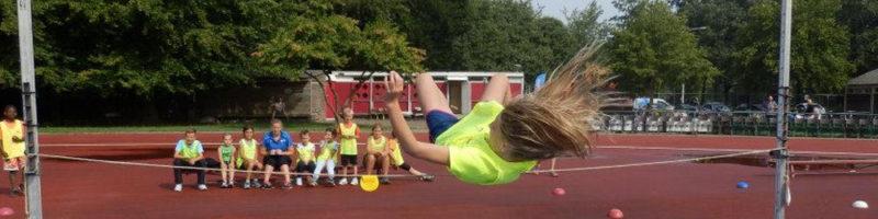 Gouda Goverwelle - Activiteiten - Sport - Buurtsport 6-12 jaar Tempelpolderplein