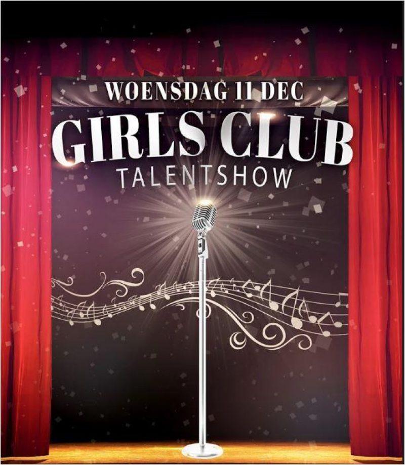 Gouda Goverwelle - Activiteiten - Wijk - Girls club talentshow