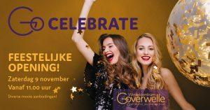 Gouda Goverwelle - Nieuws - Winkelcentrum - Feestelijke opening Winkelcentrum Goverwelle