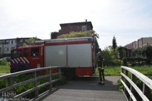 Gouda Goverwelle - Nieuws - Goverwelle - Brand in Steinse Groen