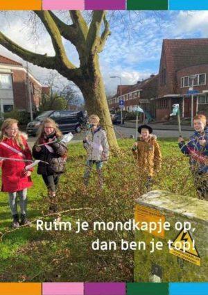 Gouda Goverwelle - Nieuws - Wijkteam - Gratis afvalgrijpers