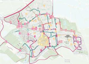 Gouda Goverwelle - Nieuws - Goverwelle - Heeft het mobiliteitsplan ook impact op Goverwelle?
