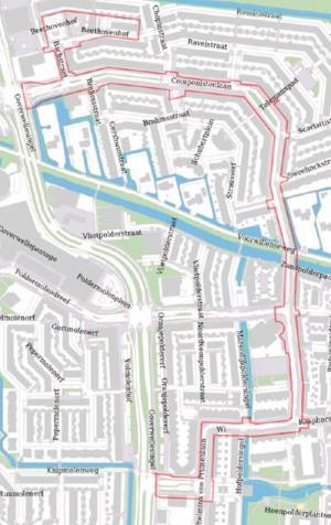 Gouda Goverwelle - Nieuws - Goverwelle - Denk mee over herinrichting straten in Goverwelle