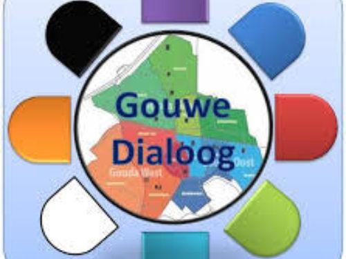 Gouda Goverwelle - Goverwelle - Samen met elkaar, verbinden door dialoog.