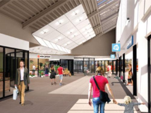 Gouda Goverwelle - Winkelcentrum - UPDATE: Uitbreiding & Renovatie - april 2019