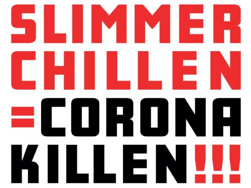 Gouda Goverwelle - Goverwelle - Slimmer Chillen = Corona Killen