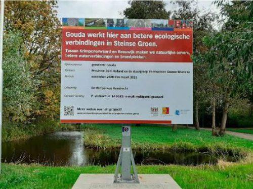 Gouda Goverwelle - Goverwelle - Nieuwsbrief Steinse Groen