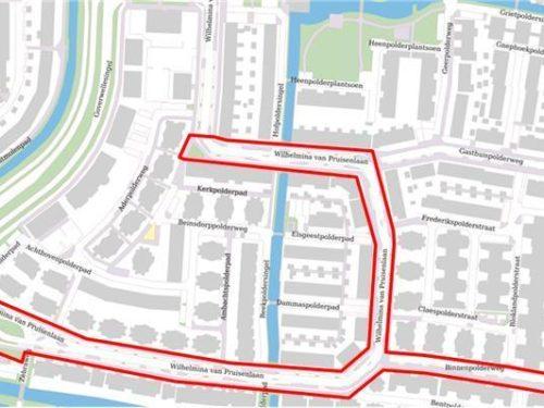 Gouda Goverwelle - Goverwelle - Project verhoging WvP en Binnenpolderweg