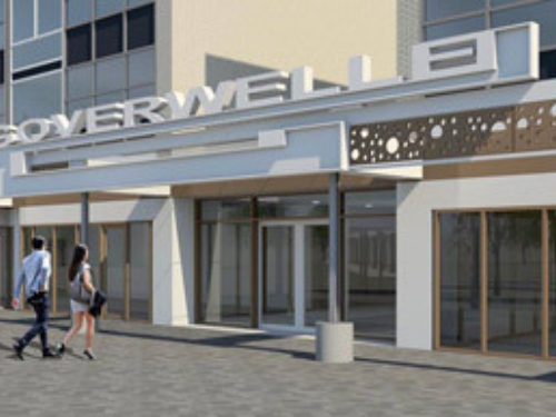 Gouda Goverwelle - Winkelcentrum - Nieuwsbrief uitbreiding & Renovatie Winkelcentrum