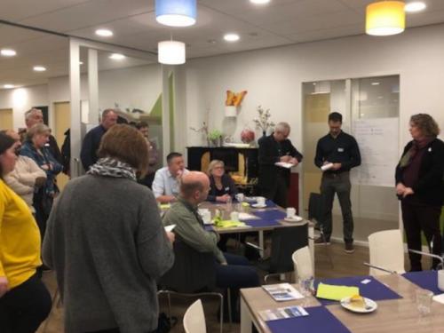 Gouda Goverwelle - Wijkteam - Ontmoeting Goudse Wijkteams met de gemeente.